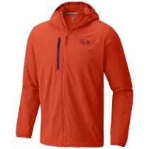 Mountain Hardwear Men's Super Chockstone Hooded Jacket State Orange